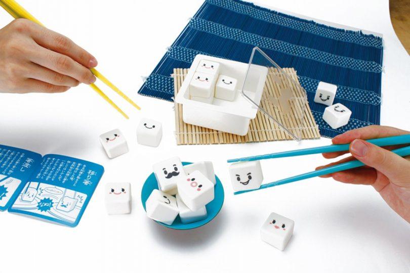 EYEUP co.,LTD Manner Tofu Chopsticks Practice Kit