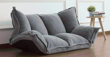 Modern Floor Reclining Japanese Futon Sofa Bed