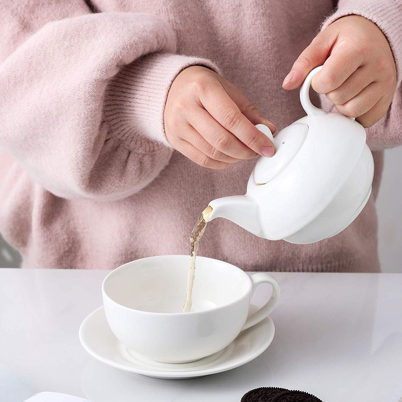 Malacasa Tea for One Set Teapot