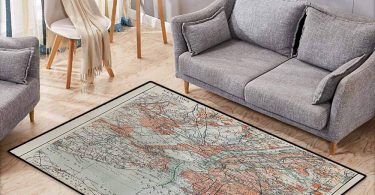 NYC Decor Collection Rug