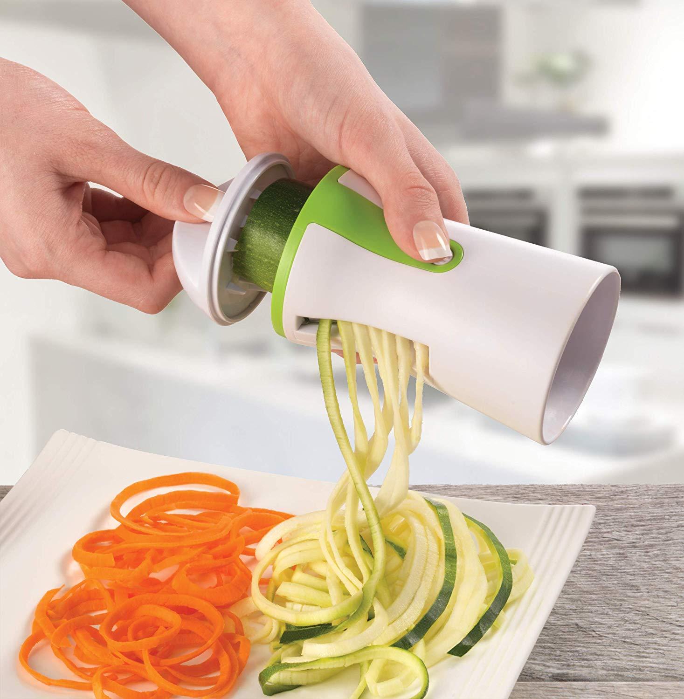 Vegetable Spiral Slicer – Veggie Spiralizer