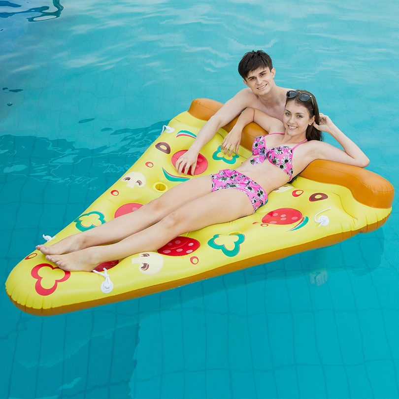 Pizza Party Float Set