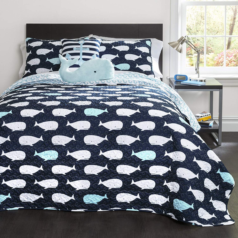 Whale Bedding Set