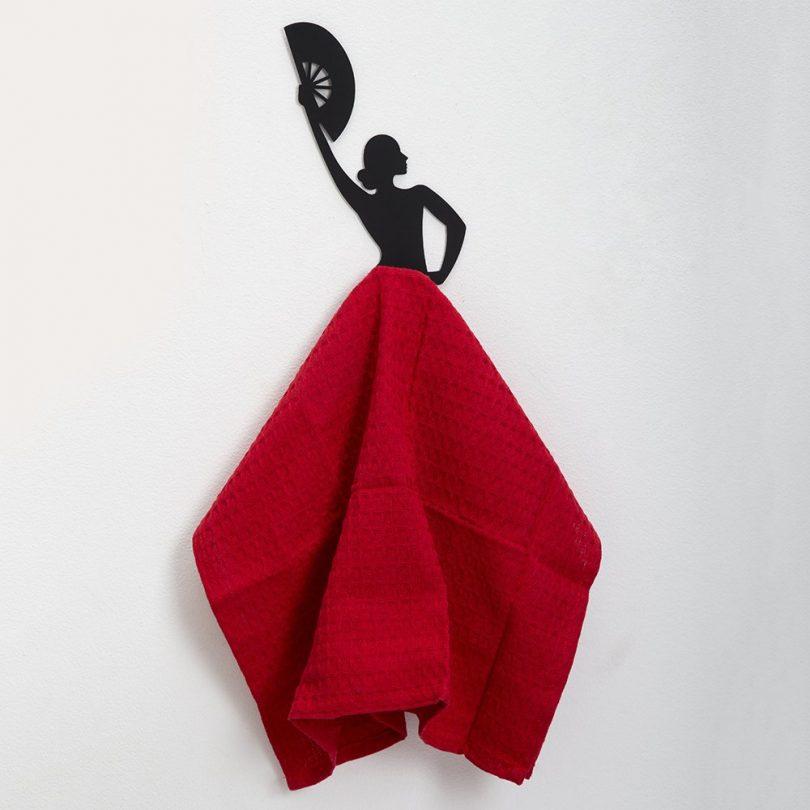 Olé Flamenco Dancer Hook