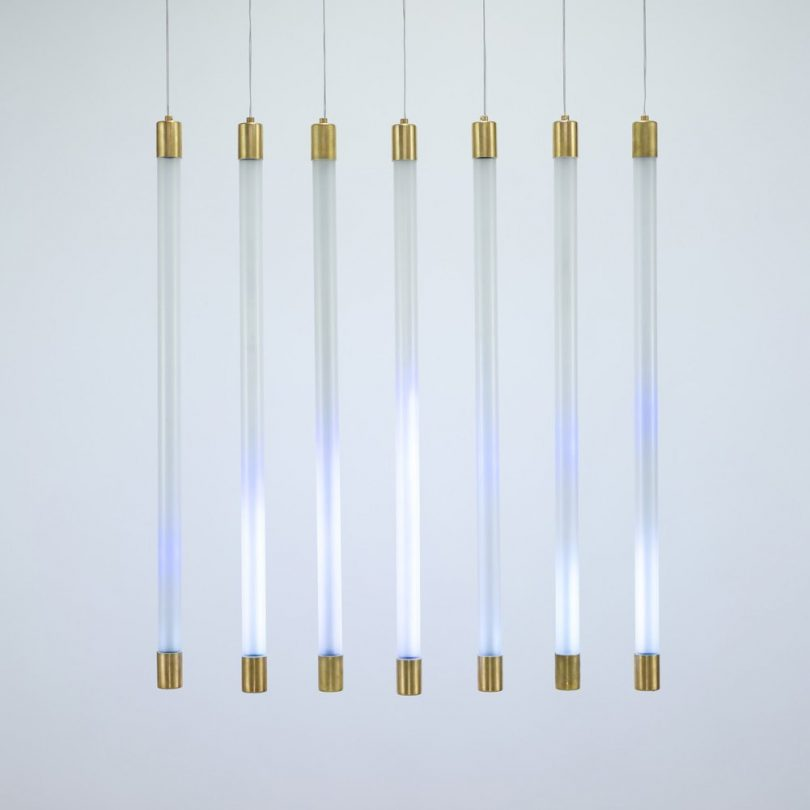 Saber Sound Reactive Lamps