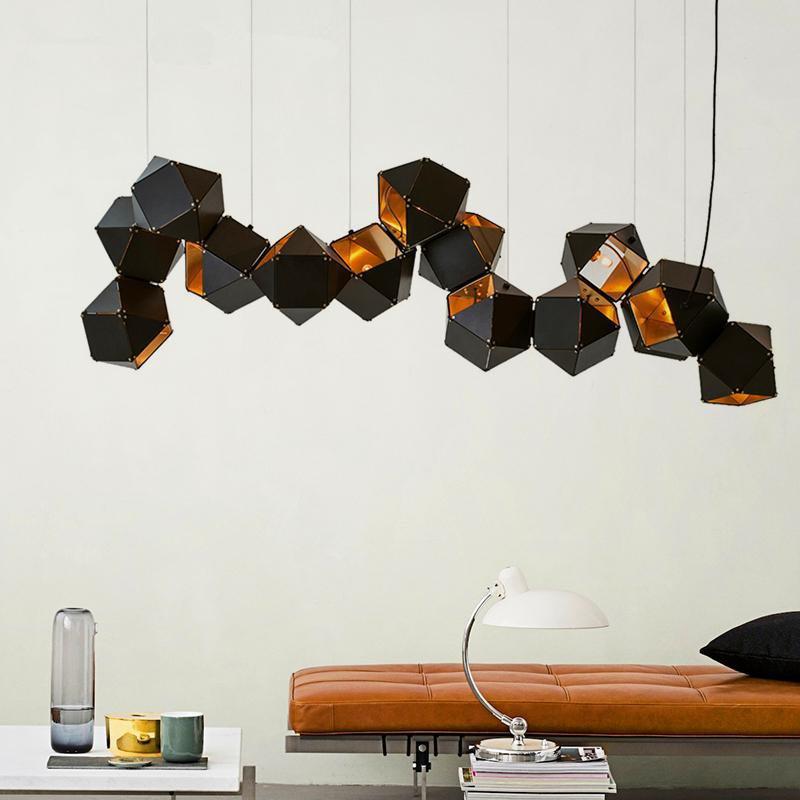 Modern Style Nordic Chandelier Lights