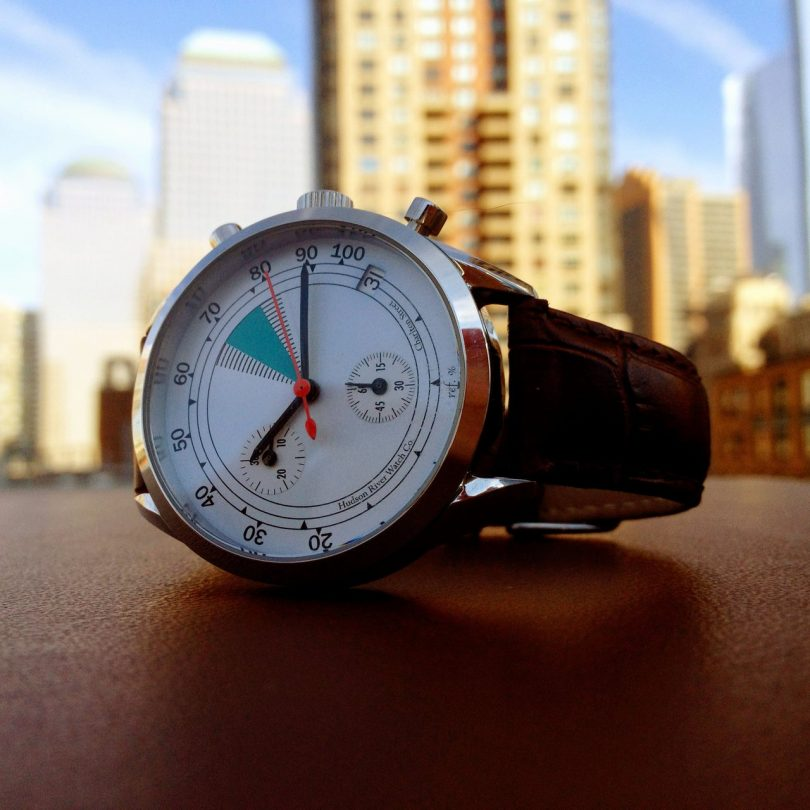 Charlton Street Watch by Hudson River Watch Co
