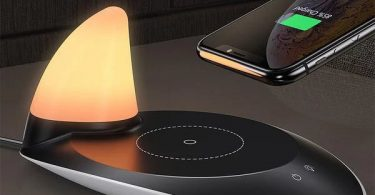 Shark Wireless Charger Lamp