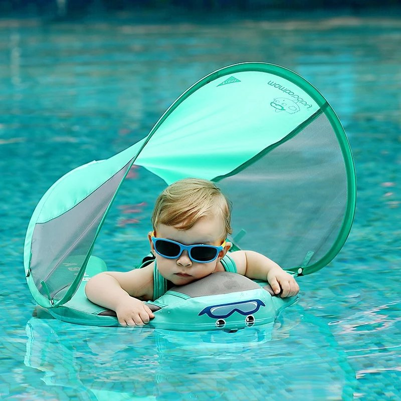 Baby Solid Float Ring Infant Swim Trainer