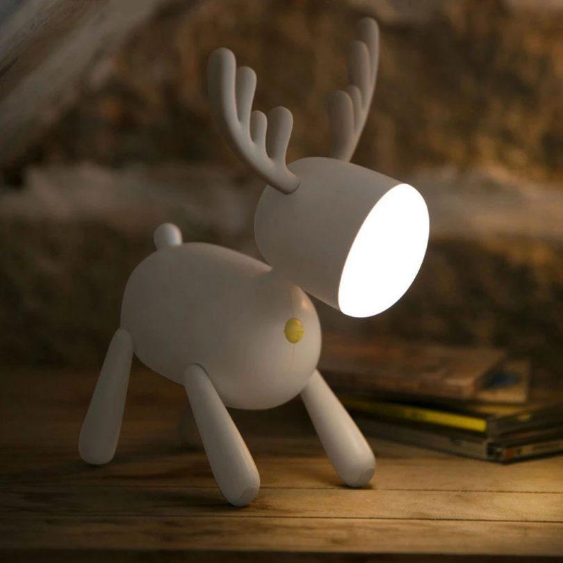 Deer Led Night Lamp