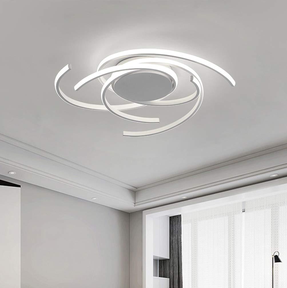 LED Bedroom Light Modern Chic Design Flush Mount Ceiling Lamp