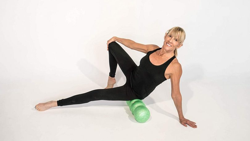 Rollga Foam Roller: Self Massage & Trigger Point Release Muscle Roller