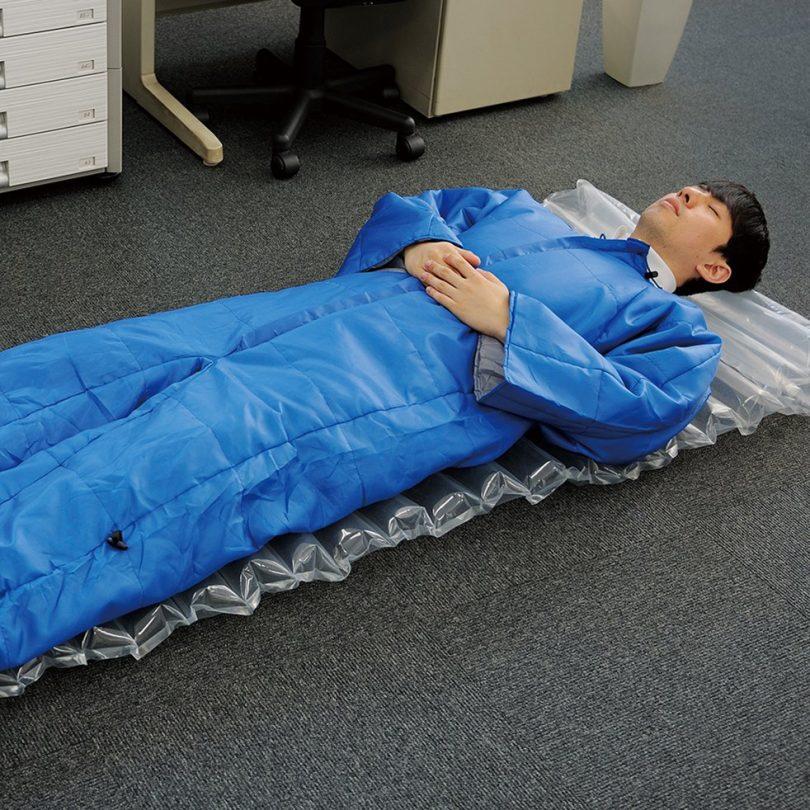 Wearable Futon Air Mat Set