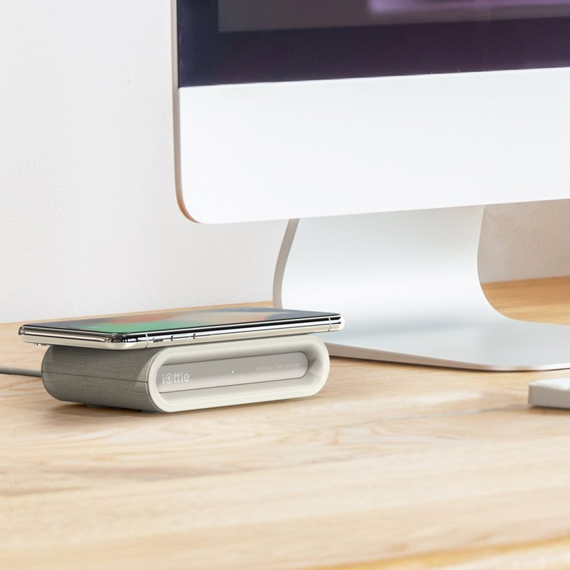 iON Wireless Plus Fast Charger Qi Charging Pad