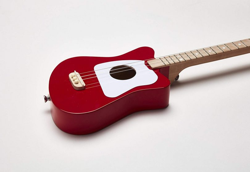 Loog Mini Acoustic Guitar for Children and Beginners