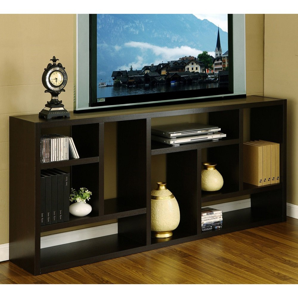 Tv Stand Is Great Display Cabinet and Bookshelf 3-in-1