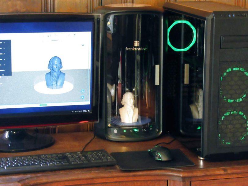 Frankensbox fx-800 3D Printer