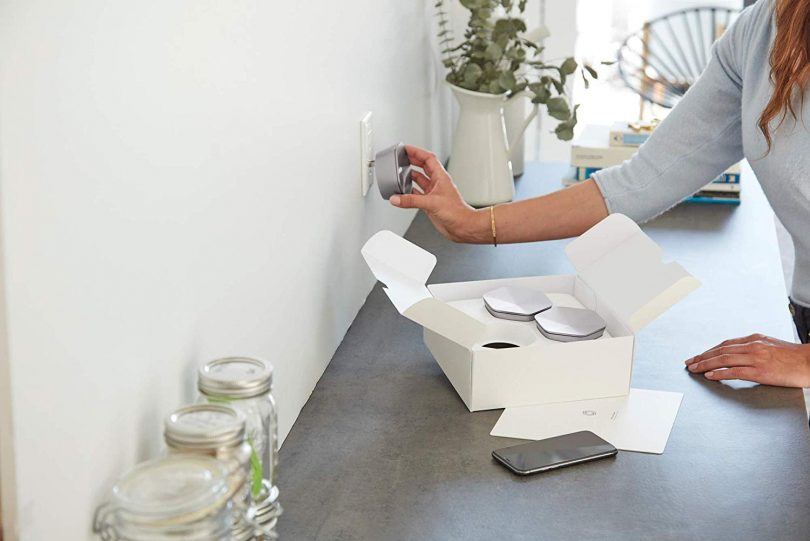 Plume SuperPod AC3000 Tri-Band Whole Home Wifi System