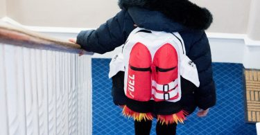 Kids JetPack Rocket Bag