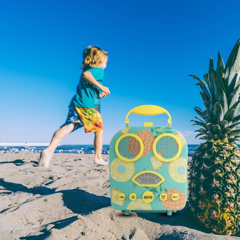 RHM Portable Beach Speaker