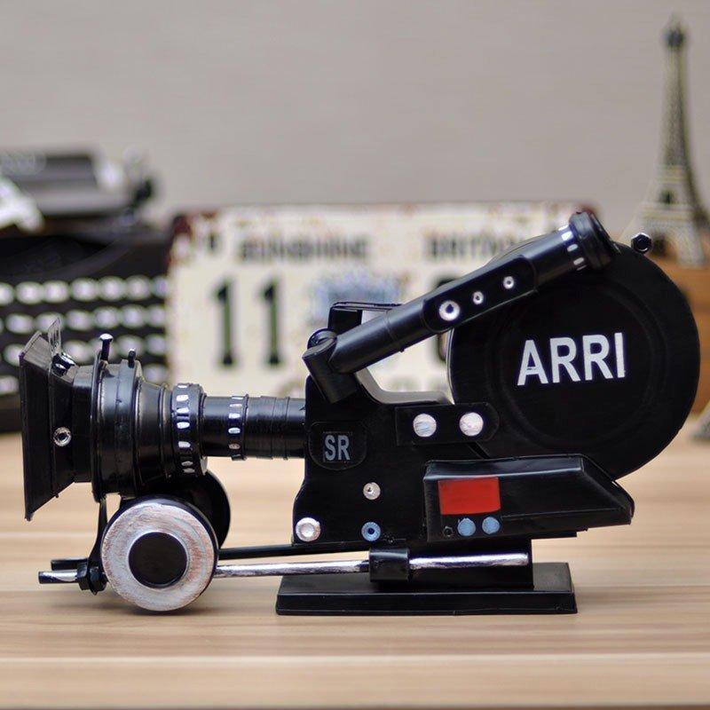 Handmade Vintage Film Camera Model