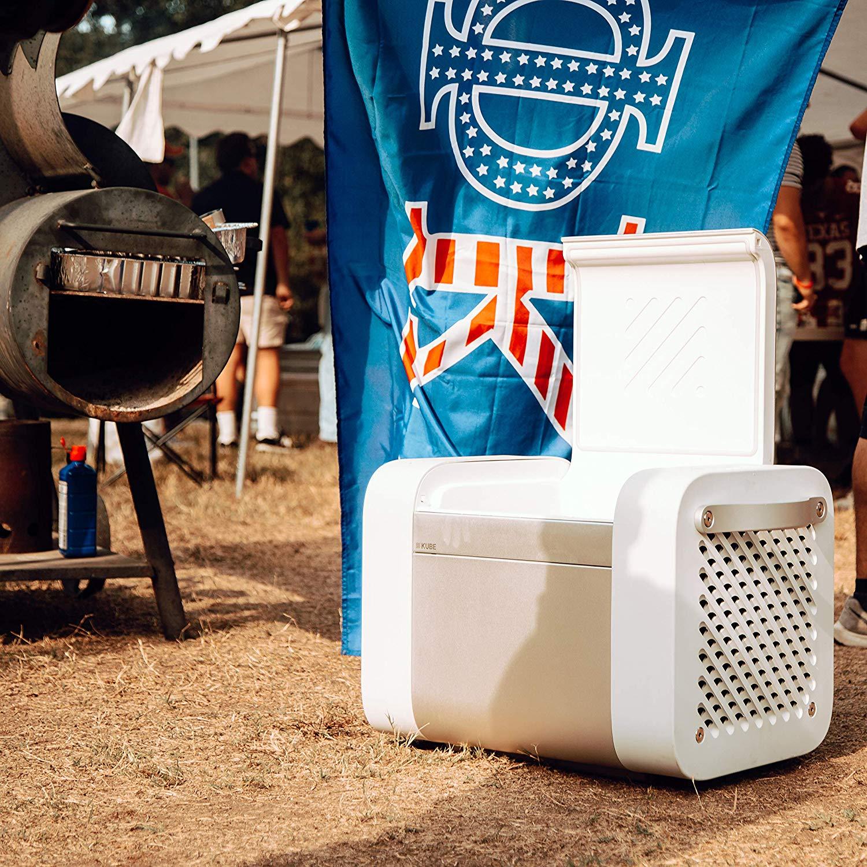 KUBE Bluetooth Speaker