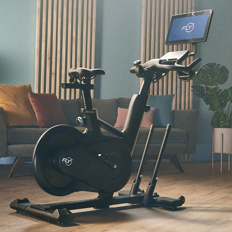 Flywheel Home Exercise Bike