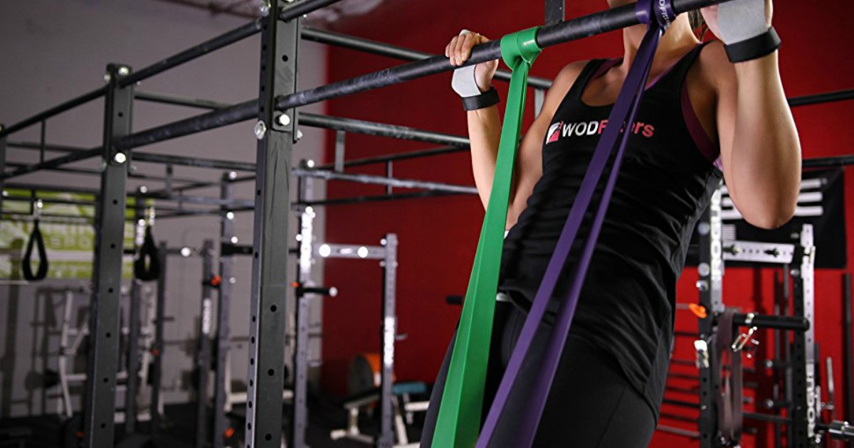 WODFitters Hip Resistance Bands