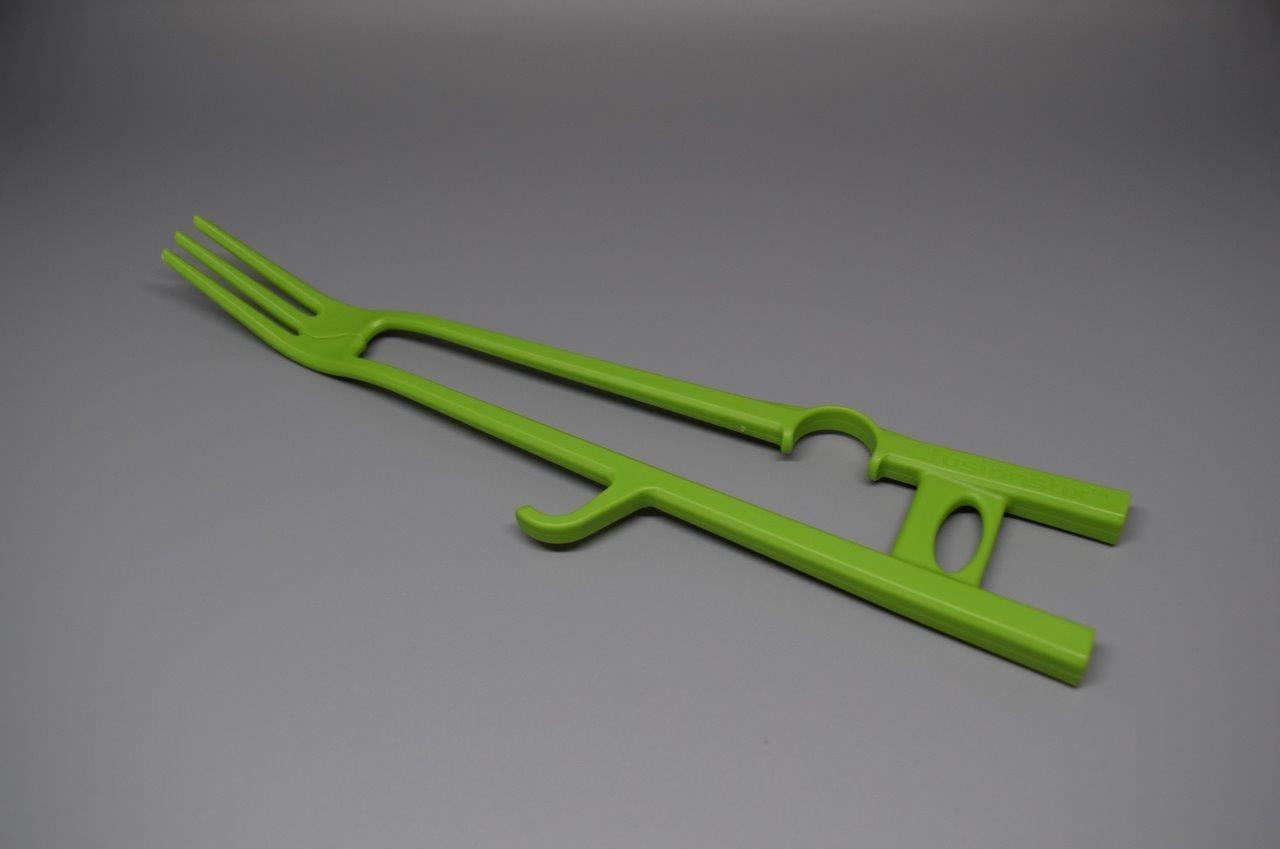 The Fork Chopsticks Combo Utensil