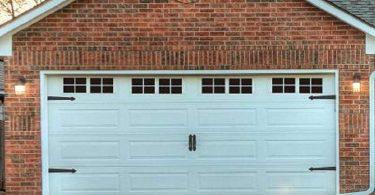 Magnetic Panels for Car Garage Door Decoration