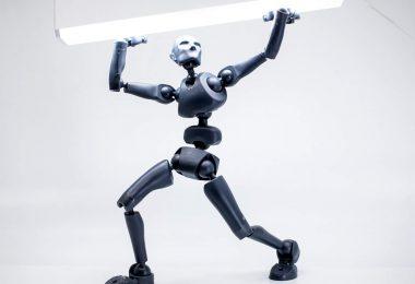 Stickybones – The Insanely Poseable Art & Animation Figure