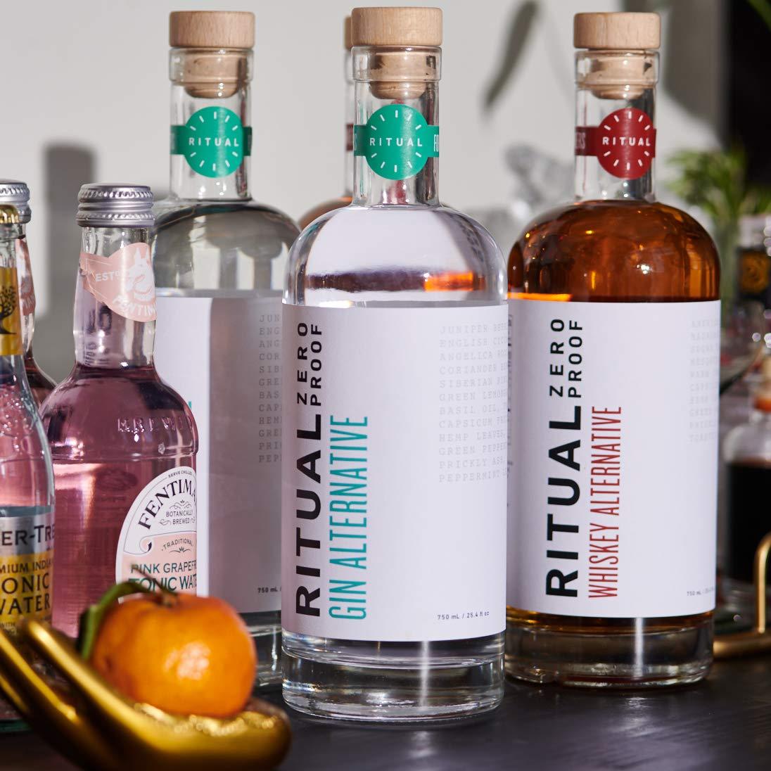 Ritual Gin – A zero-proof non alcoholic gin alternative