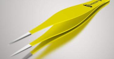 Tweezers for Ingrown Hair by Tweezer Guru