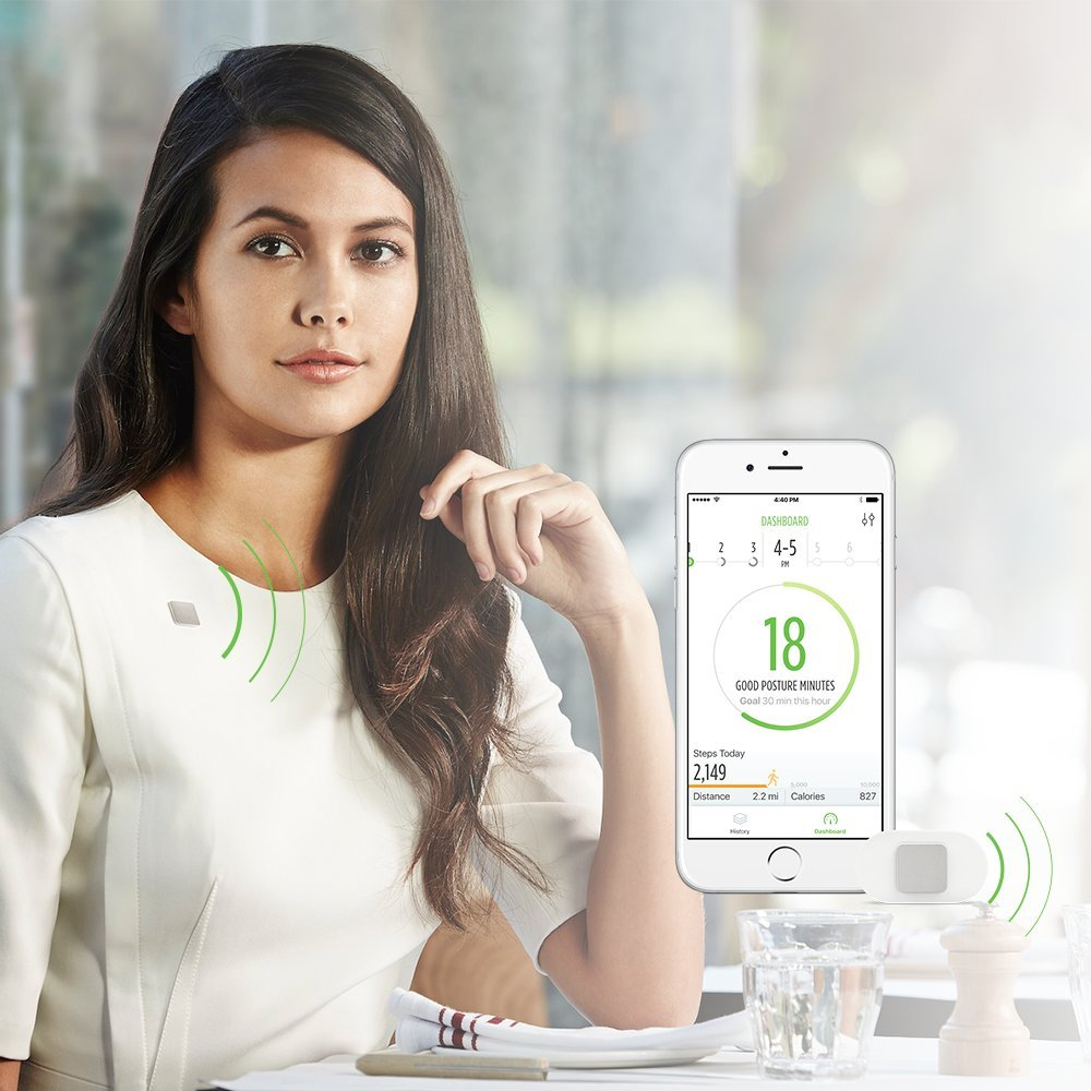 Lumo Lift: The First Wearable Posture Coach