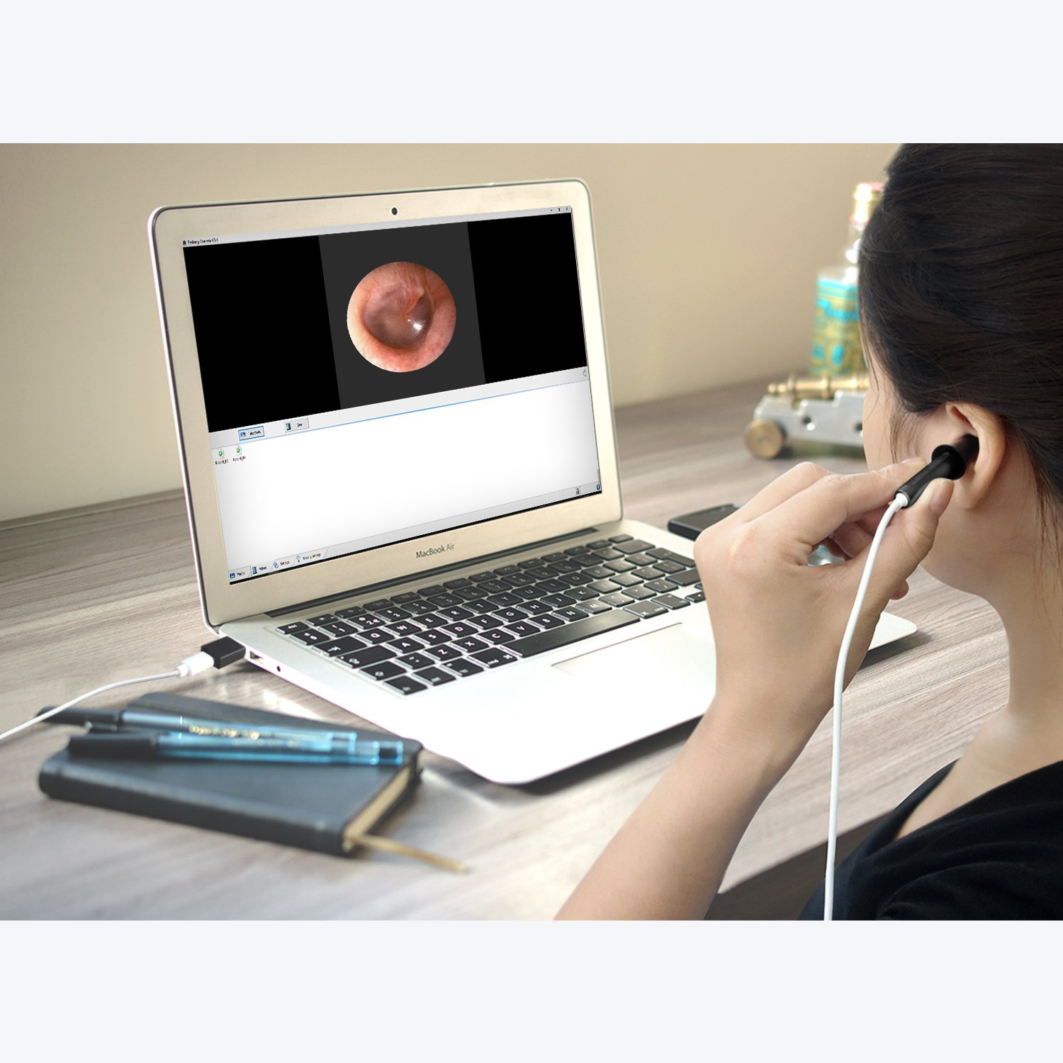 Digital Video Otoscope
