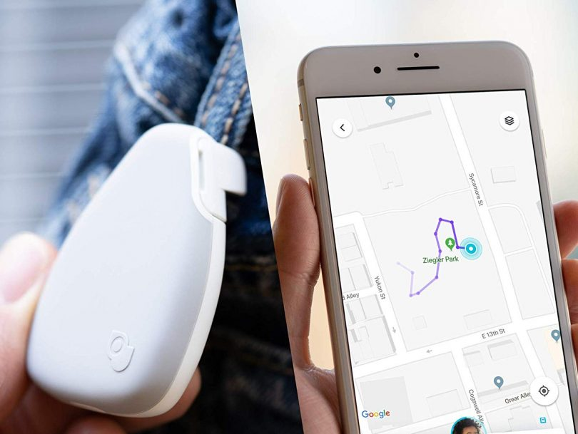 Jiobit – Smallest Real-Time Location Tracker for Kids