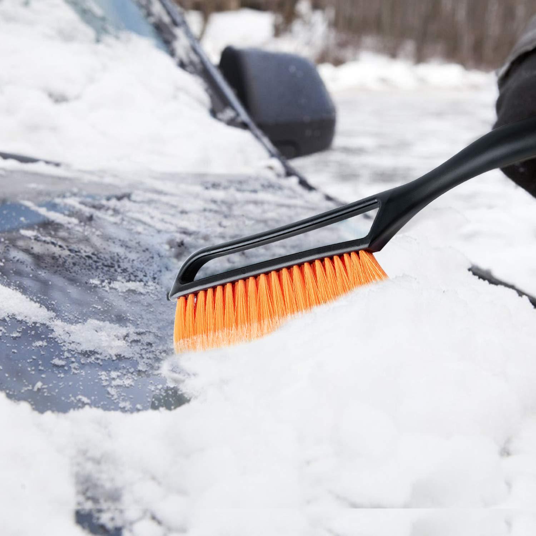 """AstroAI 27"""" Snow Brush and Detachable Deluxe Ice Scraper"""