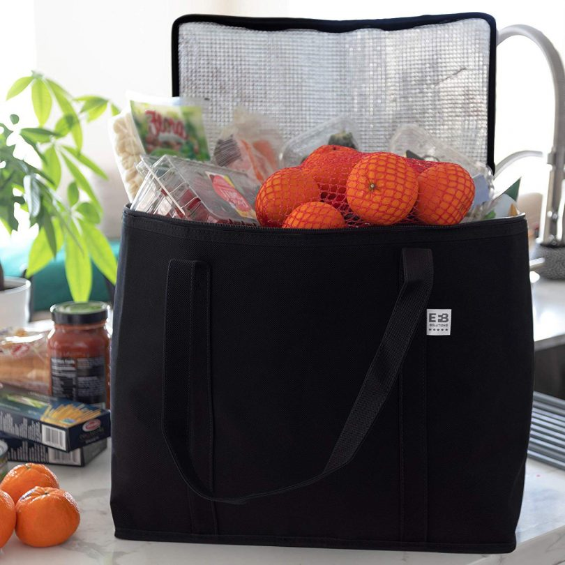 Insulated Grocery Shopping Bags
