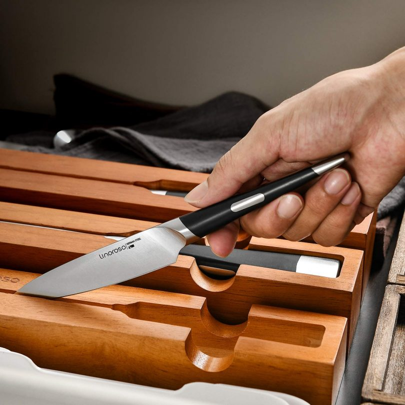 Linoroso Paring Knife