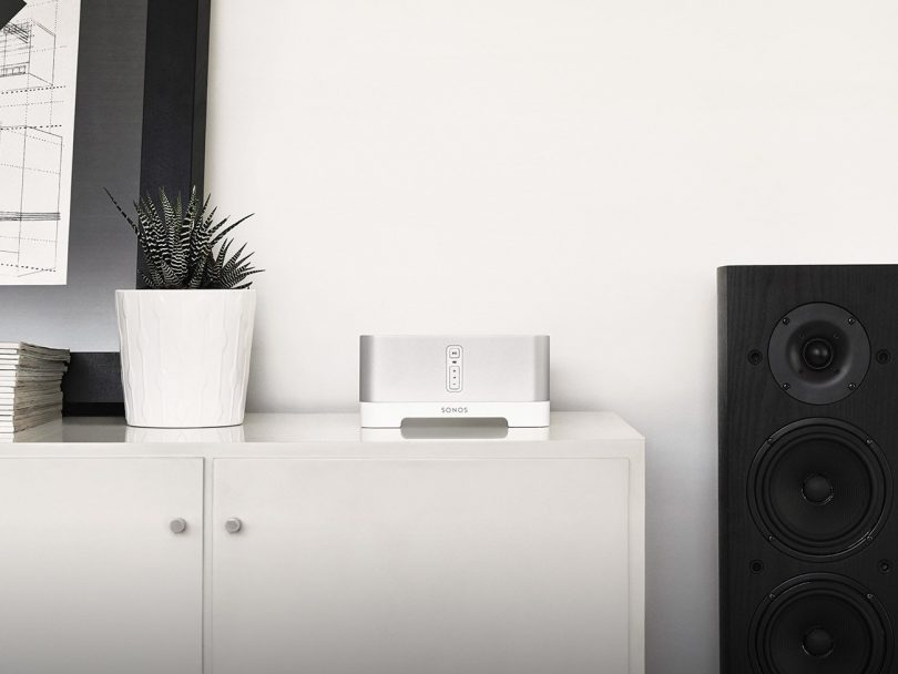 SONOS CONNECT:AMP Wireless Streaming Music System with Amplifier for Speakers