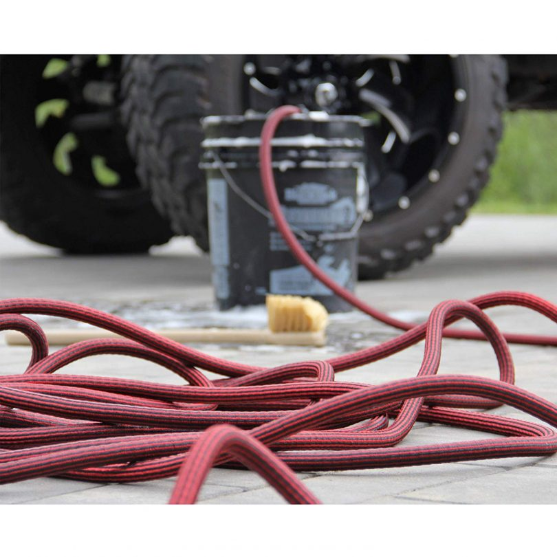 Pure Expandable Garden Hose 50 FT with Spray Nozzle