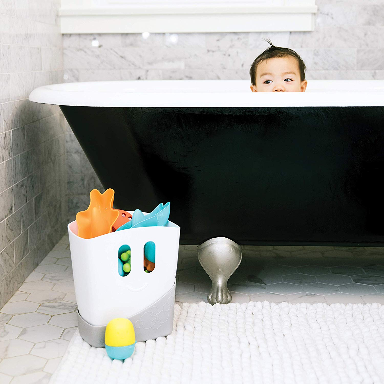 Ubbi Freestanding Bath Toy Organizer