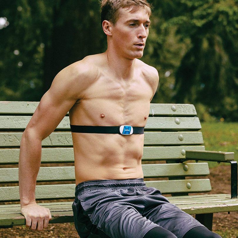 Wahoo TICKR X Heart Rate Monitor with Memory