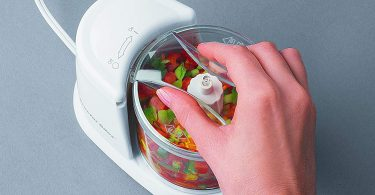 Proctor Silex 72500RY Durable Mini Food and Vegetable Chopper