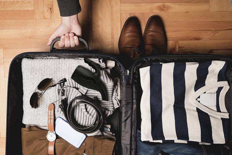 Lemontec Portable Travel Garment Steamer