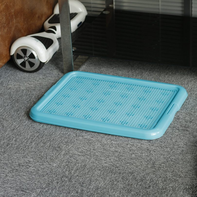 Petphabet Puppy Training Pad Holder Floor Protection