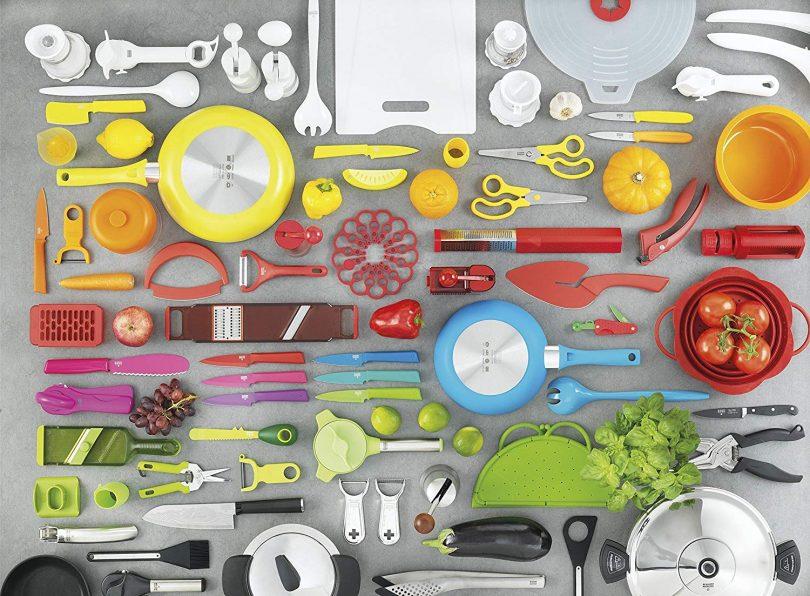 Kuhn Rikon Sandwich Knife Colori