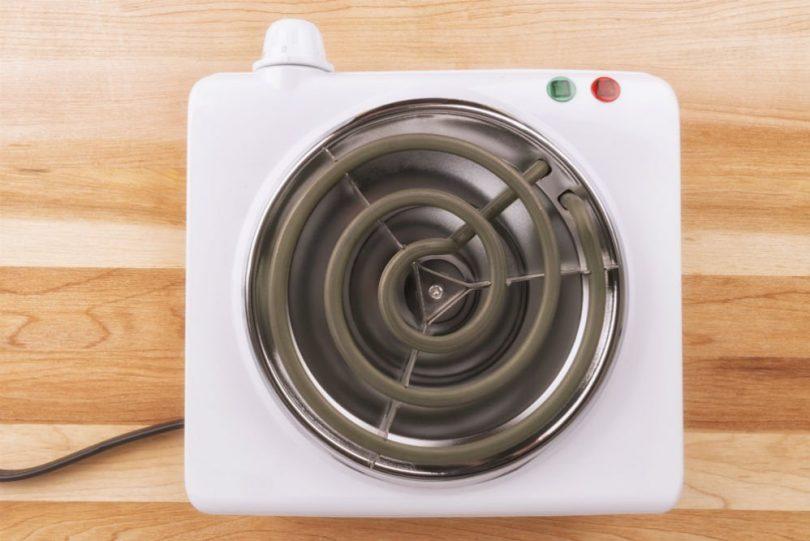 Proctor Silex 34103 Electric Single Burner
