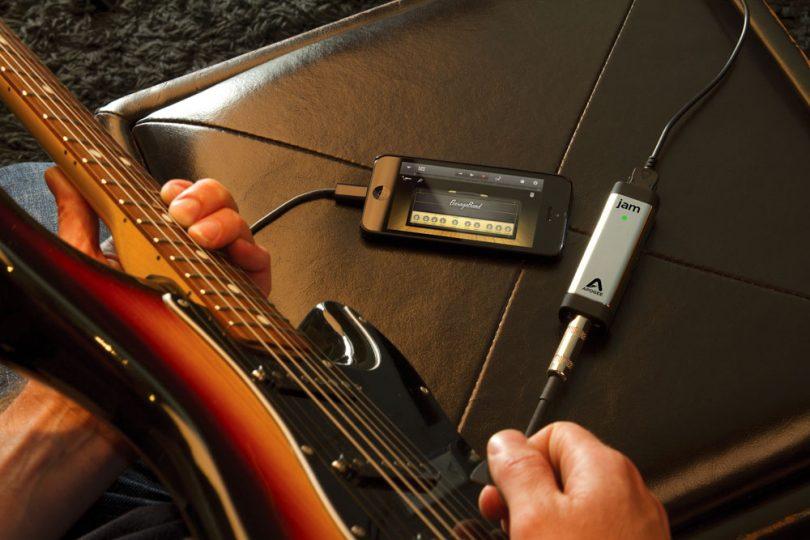 Apogee JAM 96k Guitar and Instrument Interface Input