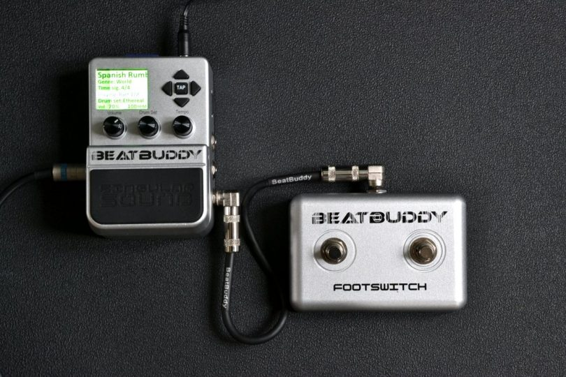 BeatBuddy the Only Drum Machine That sounds Human and is Easy To Use